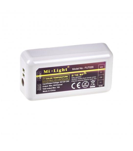 KONTROLER LED CCT MILIGHT FUT035